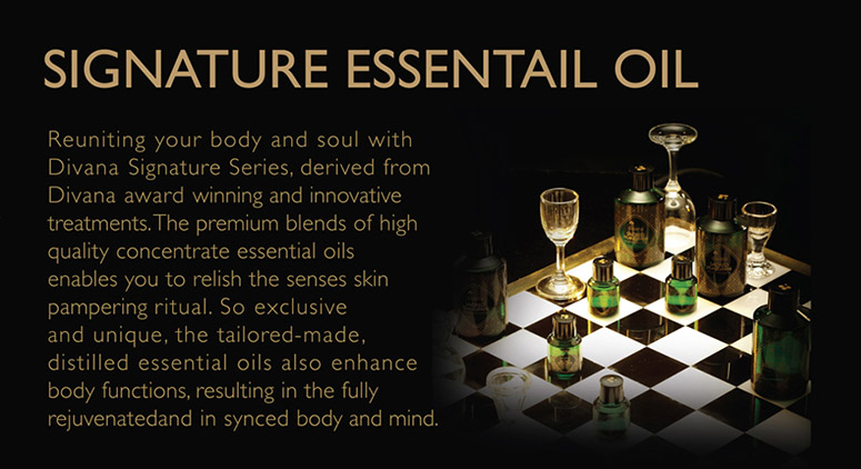 Signature Essential Oil