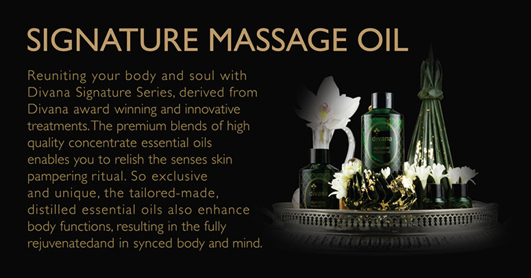 Signature Massage Oil