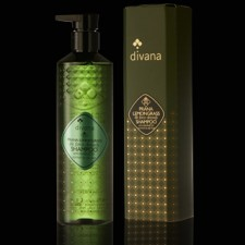 Prana Lemongrass Life Force Detoxify Organic Shampoo 345ml