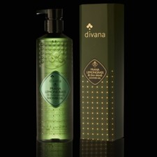 Prana Lemongrass Life Force Detoxify Organic Shower Gel 345ml